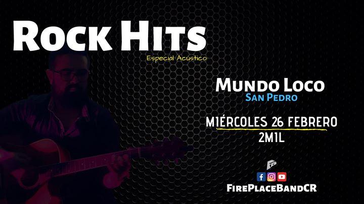 Fire Place en Mundo Loco | Rock Covers (Acústico)