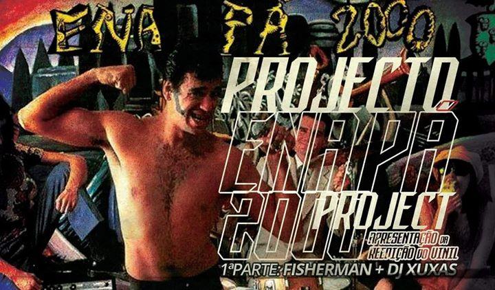 Ena Pá 2000! reedição do 'Vinil Projecto ENA PÁ 2000 Project'