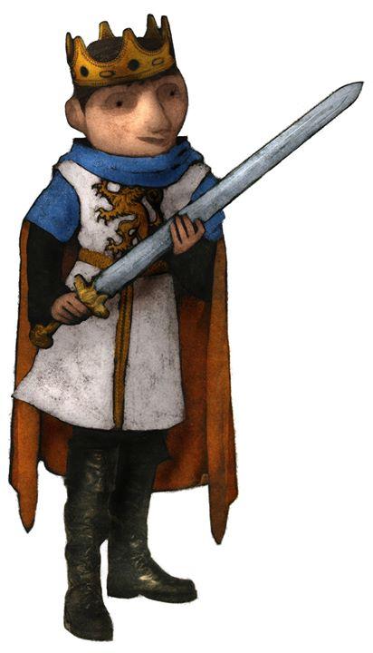 A Espada do Rei Artur [Literaturinha]