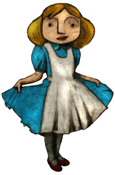 Alice no Jardim [Literaturinha]