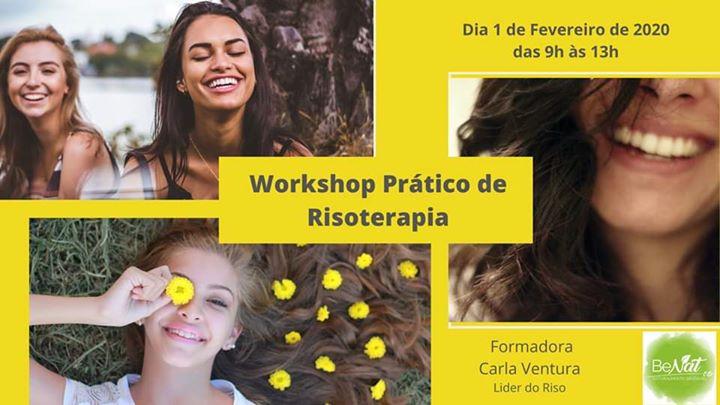 Workshop Prático de Risoterapia