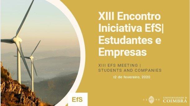 XIII Encontro Iniciativa EfS   Estudantes e Empresas
