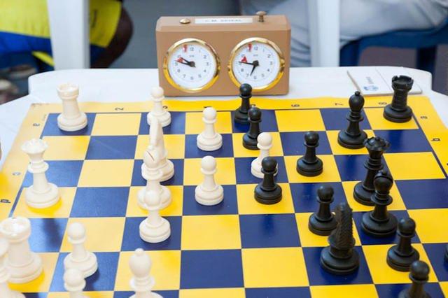 Torneio de Xadrez Individual