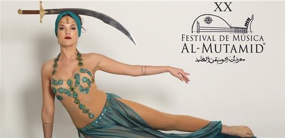 Festival de Música Al-Mutamid com Sharq Wa Gharb