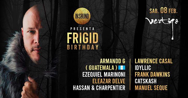 FRiGiD BDay en Club Vertigo