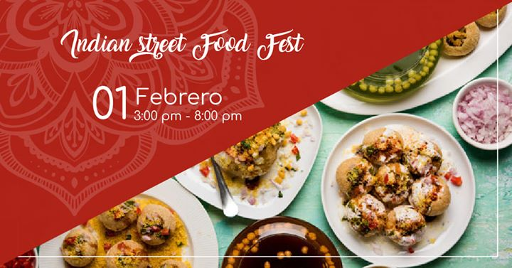 Indian Street Food Fest