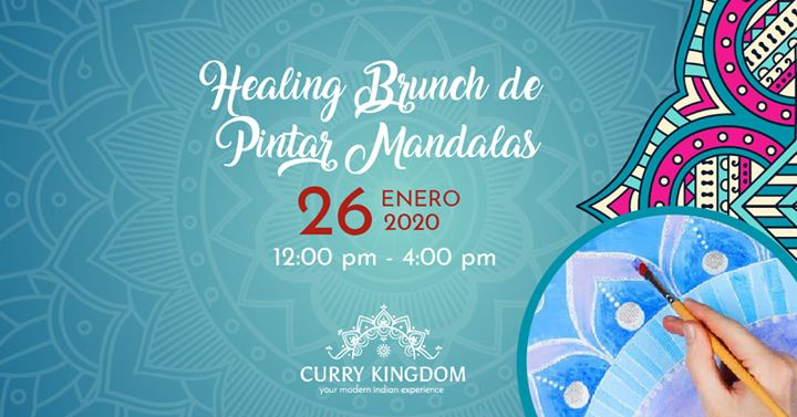 Pintar Mandalas: Healing Brunch