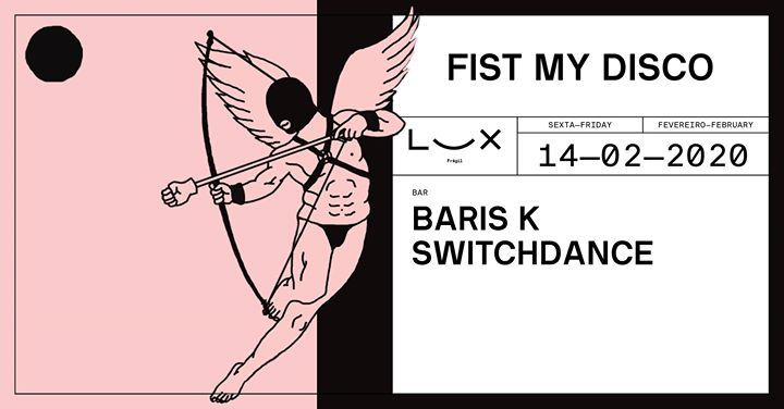 Fist My Disco: Baris K x Switchdance