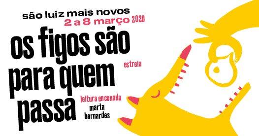 Os Figos São Para Quem Passa, de Marta Bernardes