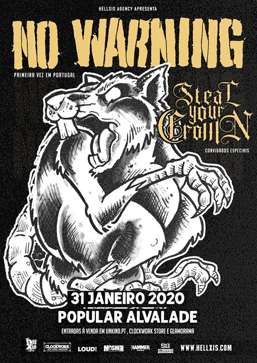 No Warning + Steal Your Crown - Popular Alvalade