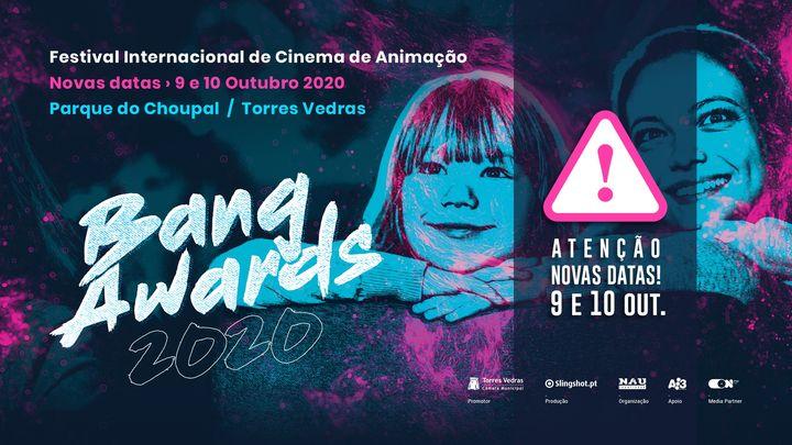 Bang Awards - Festival de Cinema de Animação de Torres Vedras