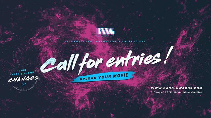 Bang Awards - Festival Internacional de Cinema de Animação 2020