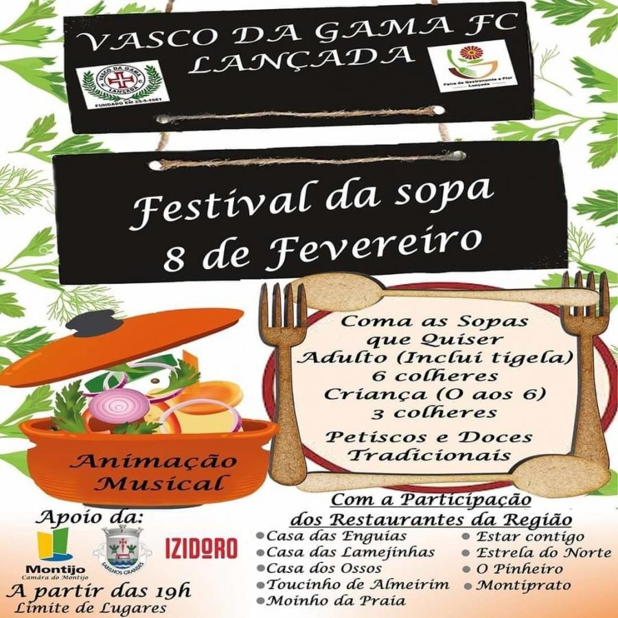 Festival da Sopa // Lançada - Sarilhos Grandes