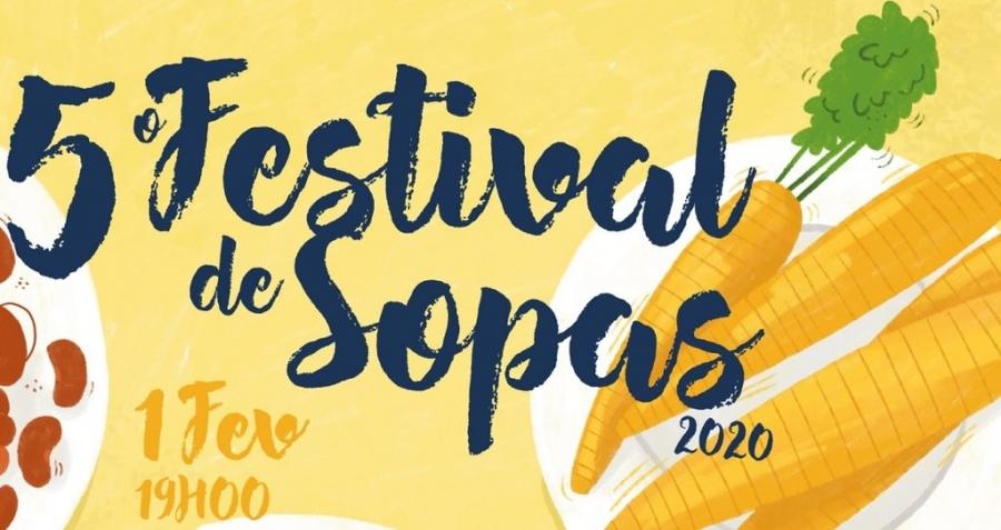 5.º Festival das Sopas