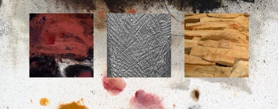 Memórias... Sensações...: pintura e escultura