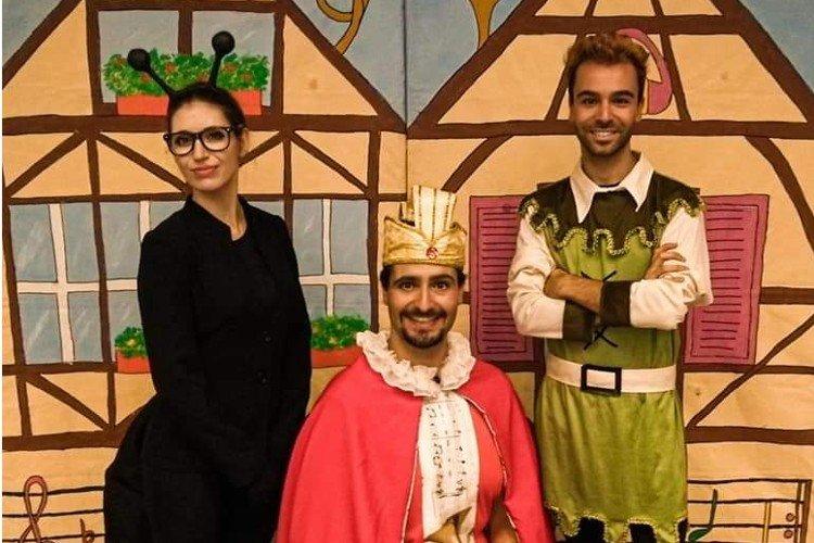 Teatro 'Flautista de Hamelin' - Musical pelo ...