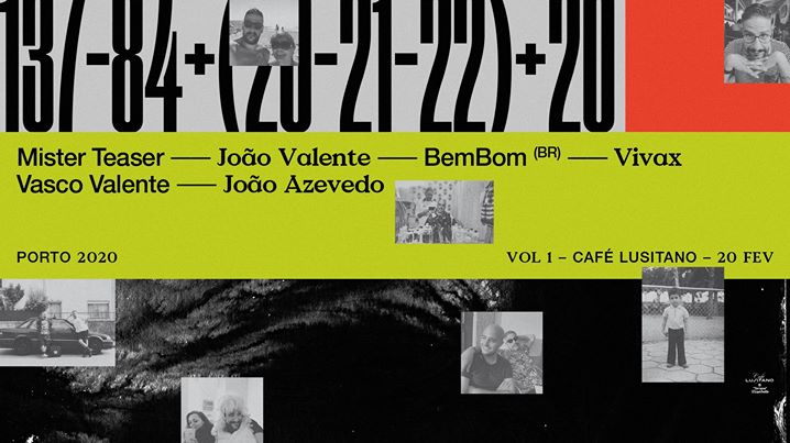 137-84+(20-21-22)+20 vol.1—CAFÉ LUSITANO—Porto