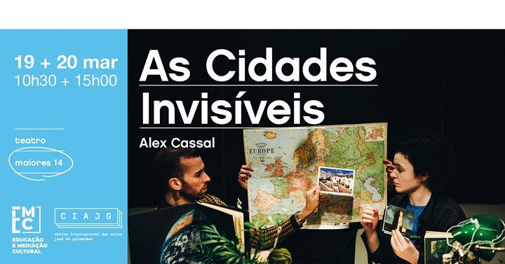 As Cidades Invisíveis *Adiado*