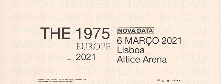 NOVA DATA: The 1975 // Altice Arena