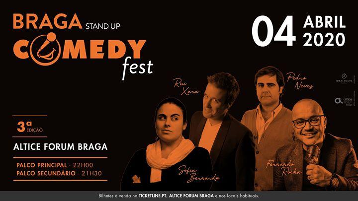 Braga Stand Up Comedy Fest