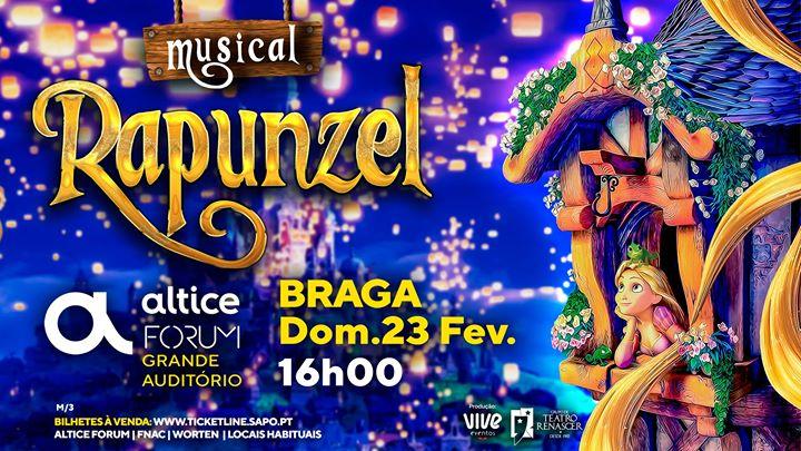 Rapunzel :: Musical Infantil :: Braga