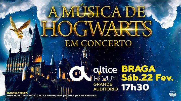 Música de Hogwarts em Concerto :: Braga
