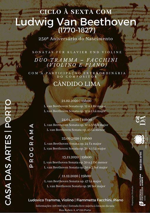 Ciclo «À Sexta com Beethoven»