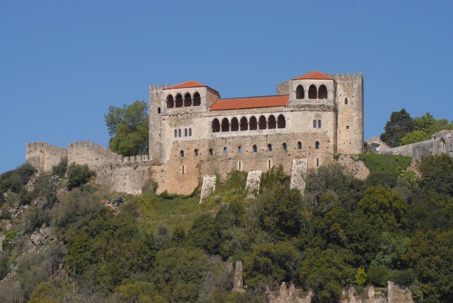Visita especial ao Castelo de Leiria – Obras