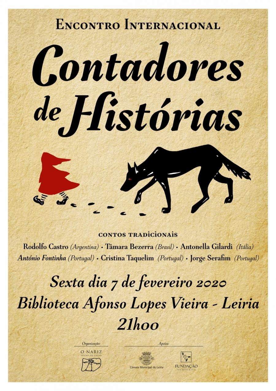 Encontro Internacional Contadores de Histórias