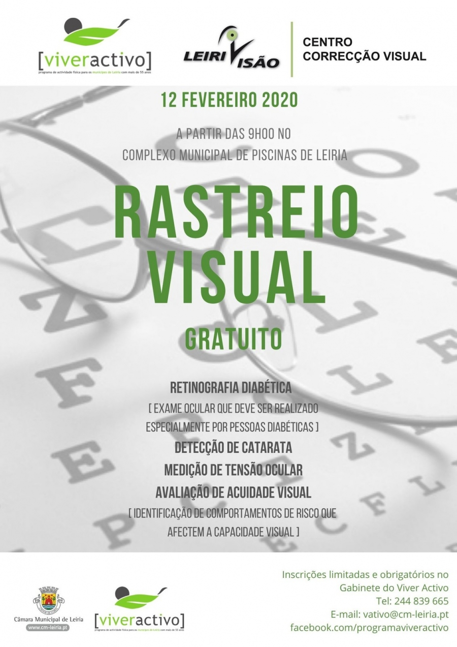 Rastreio visual