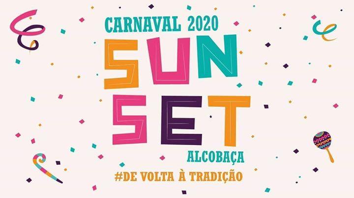 Carnaval Sunset 2020