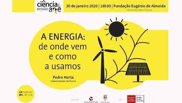 A Energia: de onde vem e como a usamos