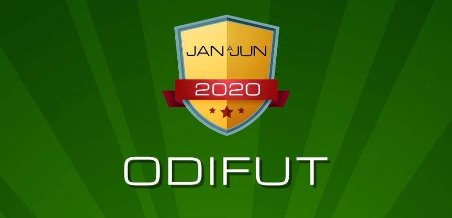 Odifut - 1º Convívio de Futebol