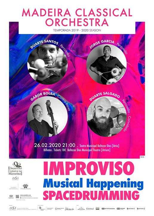 Improviso/ Happening Musical