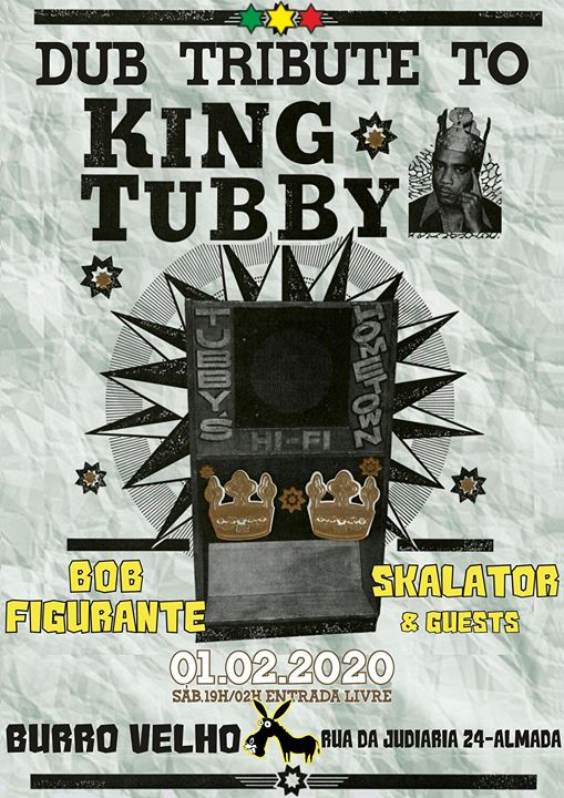 Dub Tribute to King Tubby
