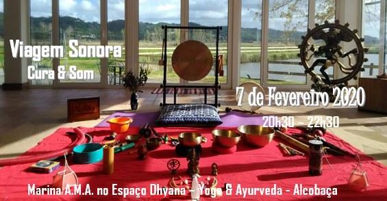 Viagem Sonora - Cura & Som