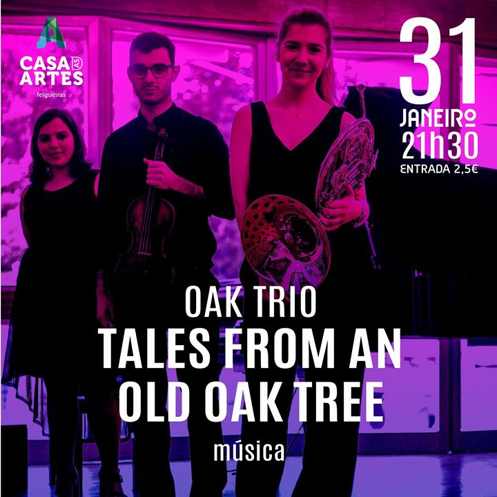 Tales from an Old Oak Tree