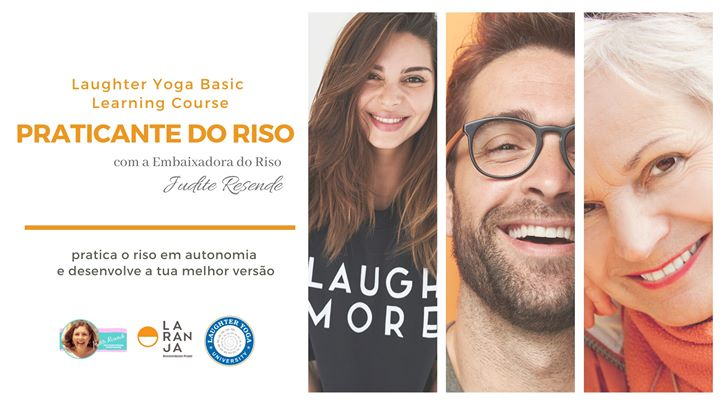 Curso Praticante do Riso / Curso Básico de Yoga do Riso - Ovar