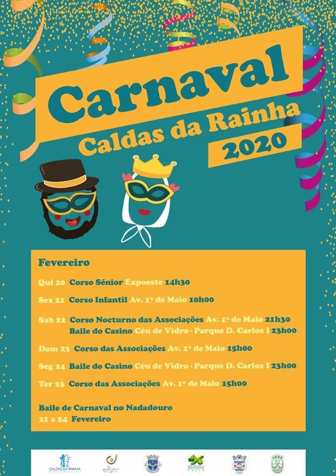 CARNAVAL DAS CALDAS DA RAINHA