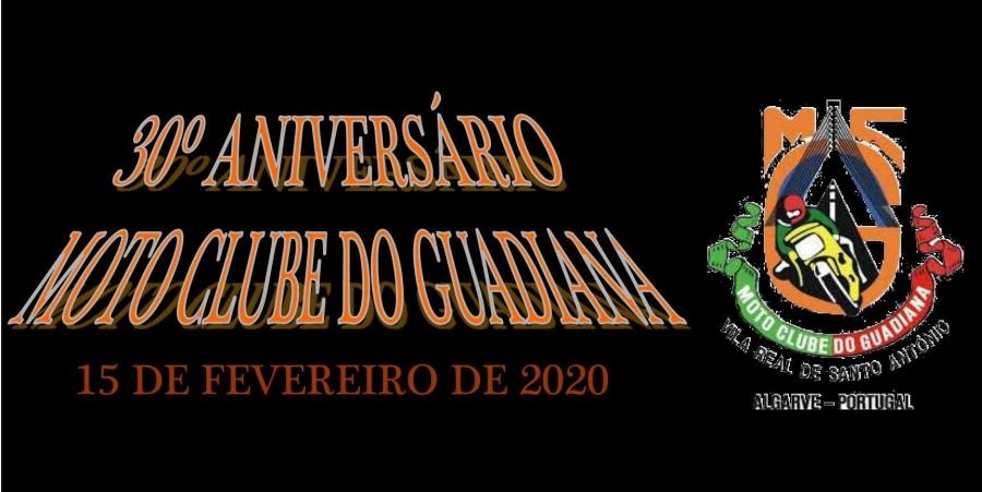 30º Aniversário do Motoclube do Guadiana