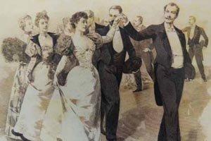 A Dança no Salão Oitocentista - Iconografia, Memórias de uma Coleção