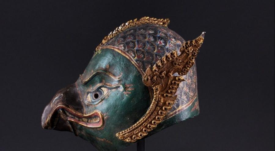 Máscaras Teatro Khon