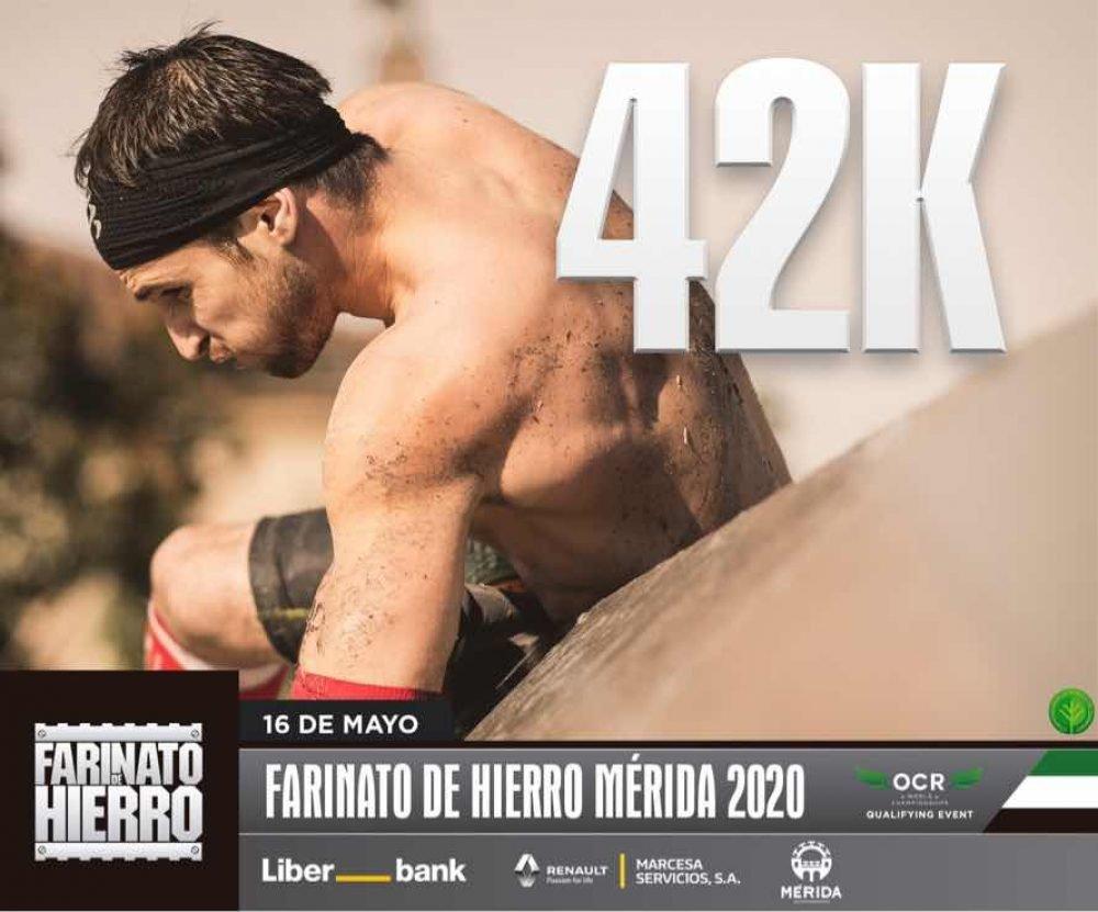 Farinato de Hierro Mérida 2020