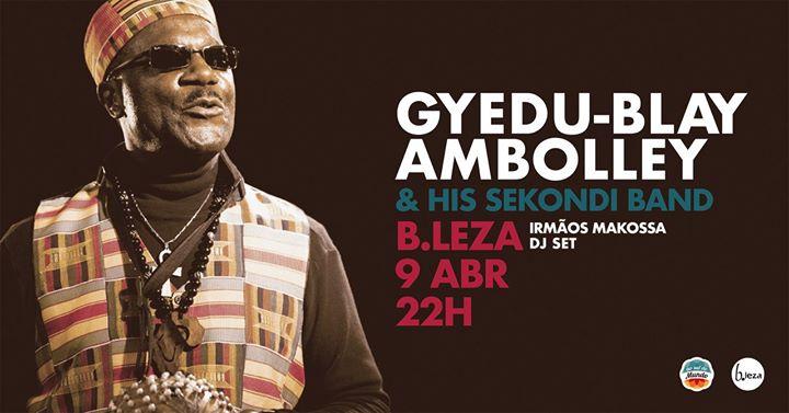 Gyedu-Blay Ambolley / 9 ABR / BLEZA
