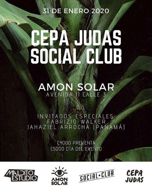 Cepa Judas Social Club