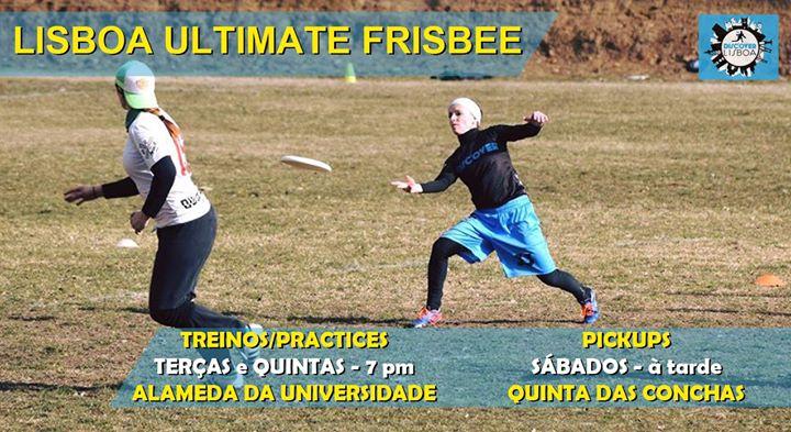 Lisbon Ultimate Frisbee Training - 42 (2019/20)