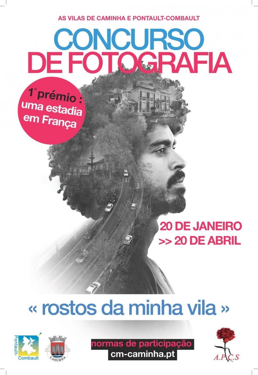 CONCURSO DE FOTOGRAFIA 'ROSTOS DA MINHA VILA'