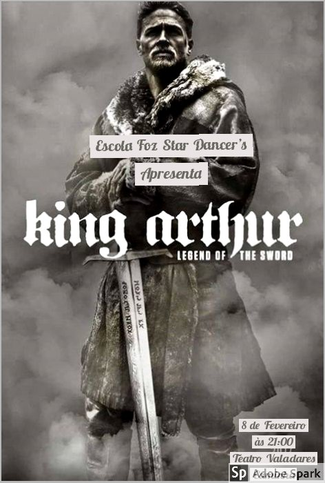 KING ARTHUR - LEGENG OF THE SWORD
