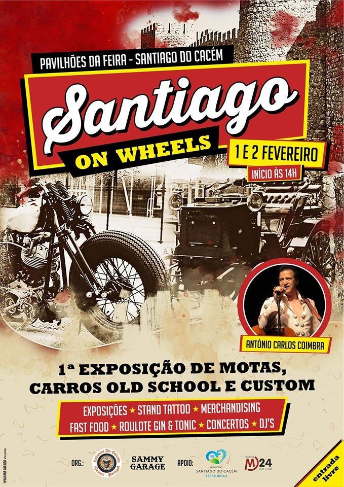Santiago on Wheels