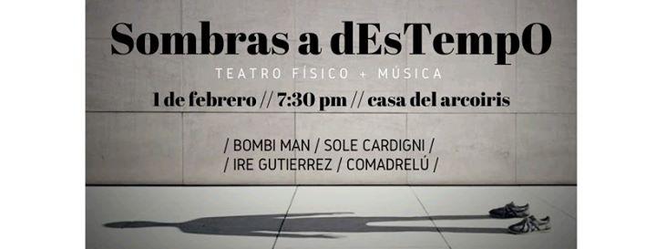 Sombras A Destempo ::varieté::